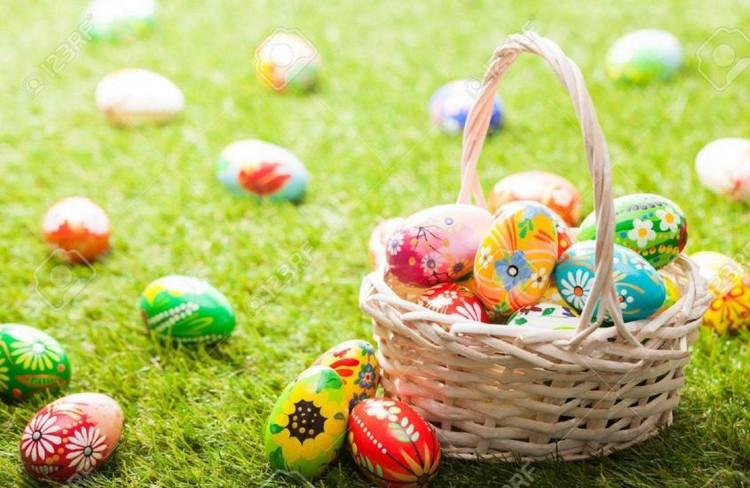 W oczekiwaniu na Wielkanoc – dzieci młodsze – środa 17.04.19