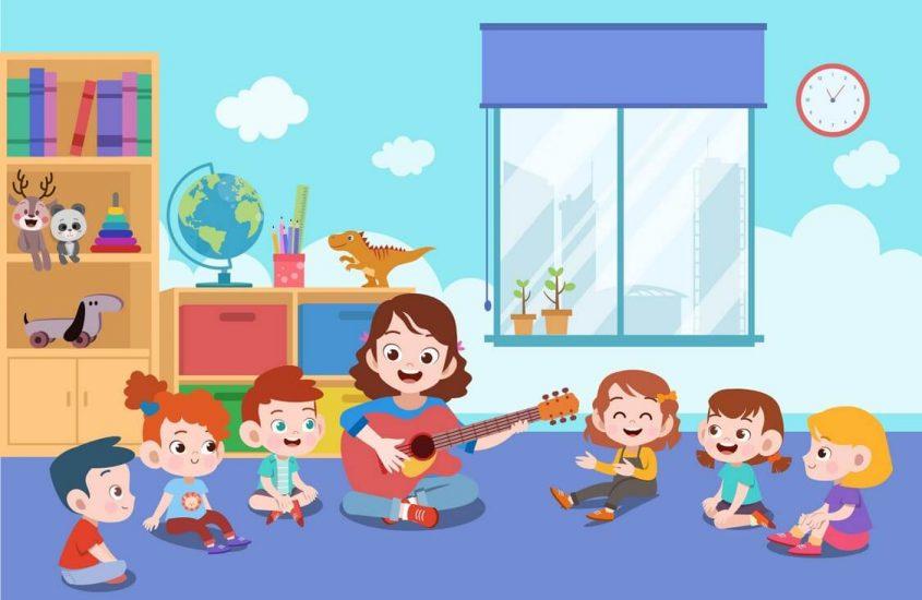 Muzyka wokół nas – Dzieci Starsze – Poniedziałek 15.06.2020