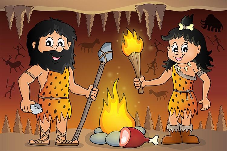 W jaskiniowym domu – podróż do czasów prehistorycznych