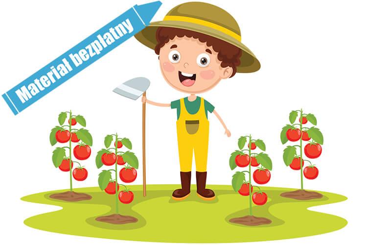Porządki w ogrodzie – Dzieci Młodsze – Poniedziałek 08.03.2021