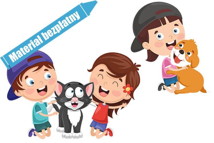 W świecie zwierząt – Dzieci Młodsze – Poniedziałek 15.02.2021