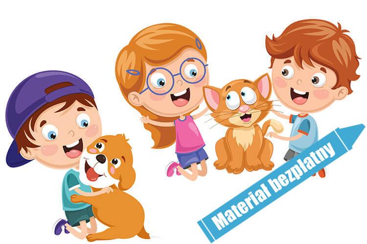 W świecie zwierząt – Dzieci Starsze  – Poniedziałek 15.02.2021