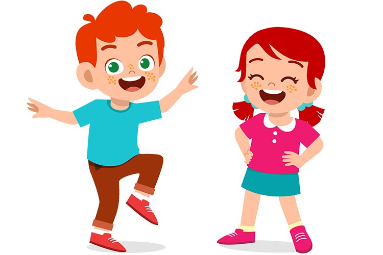 W zdrowym ciele – zdrowe zęby – Dzieci Młodsze – Poniedziałek 01.03.2021