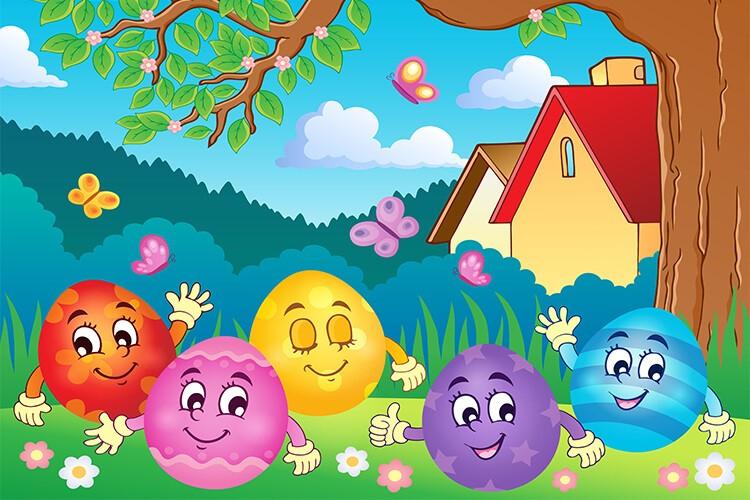 W oczekiwaniu na Wielkanoc – Dzieci Młodsze – Wtorek 30.03.2021