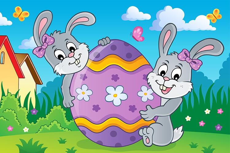 W oczekiwaniu na Wielkanoc – Dzieci Starsze – Wtorek 30.03.2021