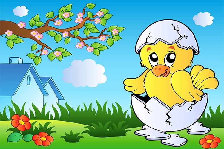 W oczekiwaniu na Wielkanoc – Dzieci Młodsze – Środa 31.03.2021