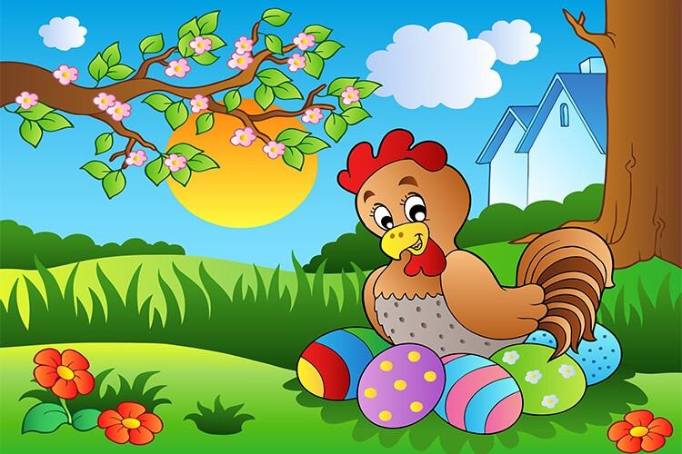 W oczekiwaniu na Wielkanoc – Dzieci Starsze – Środa 31.03.2021