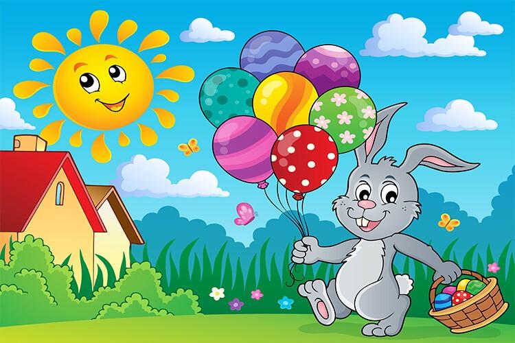 W oczekiwaniu na Wielkanoc