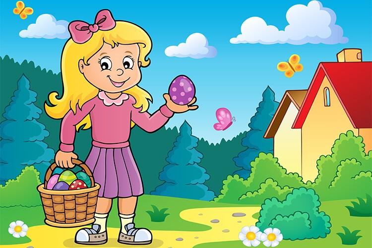 W oczekiwaniu na Wielkanoc – Dzieci Młodsze – Poniedziałek 29.03.2021