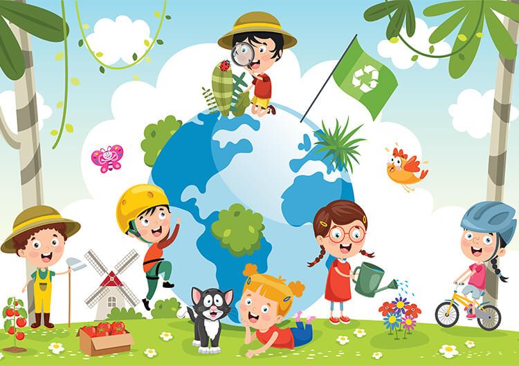 Dbamy o naszą planetę