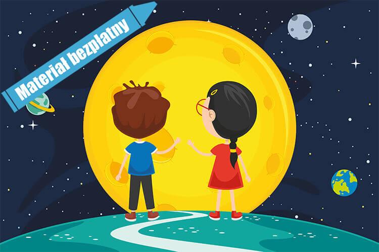 W przestrzeni kosmicznej – Dzieci Młodsze – Wtorek 18.05.2021