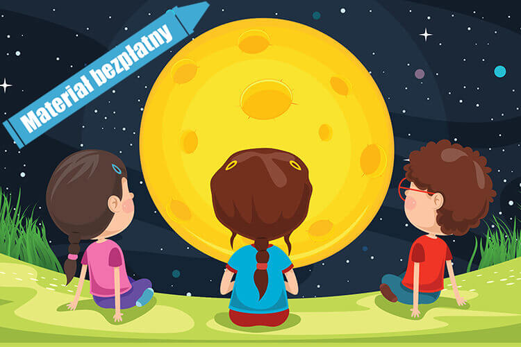 W przestrzeni kosmicznej – Dzieci Starsze – Wtorek 18.05.2021