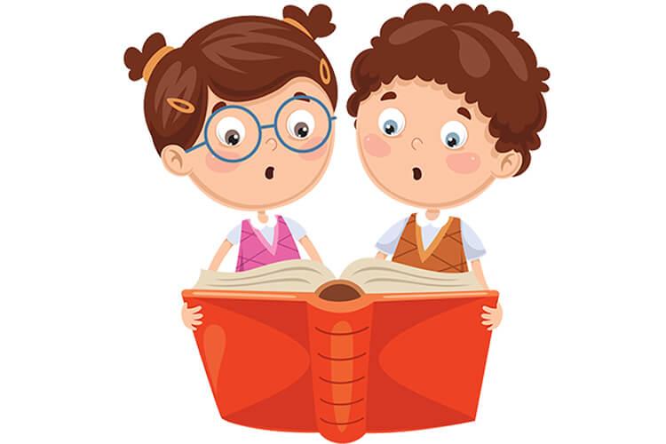 Księgi, książki, książeczki – Dzieci Młodsze – Piątek 07.05.2021