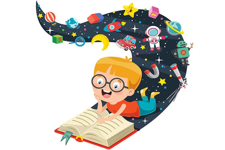 Księgi, książki, książeczki – Dzieci Starsze – Piątek 07.05.2021