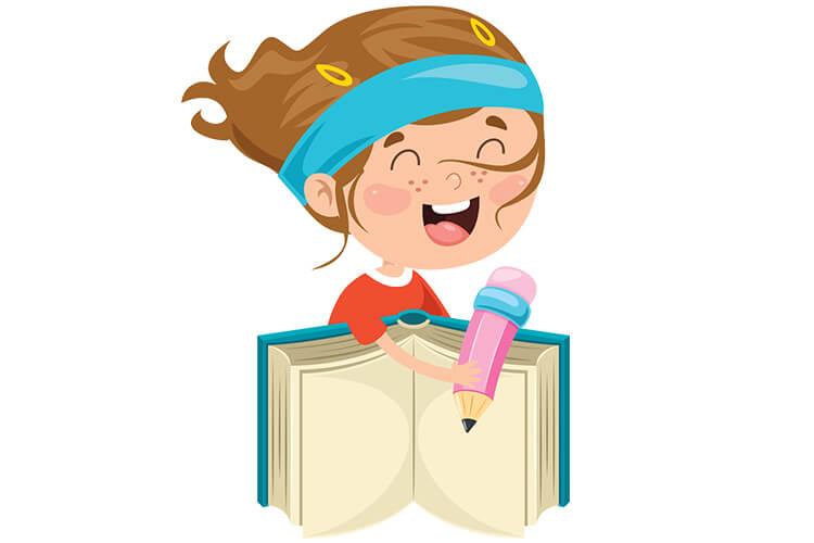 Księgi, książki, książeczki – Dzieci Młodsze – Czwartek 06.05.2021