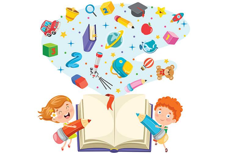 Księgi, książki, książeczki – Dzieci Starsze – Czwartek 06.05.2021