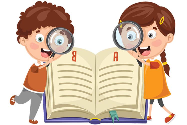 Księgi, książki, książeczki – Dzieci Młodsze – Wtorek 04.05.2021