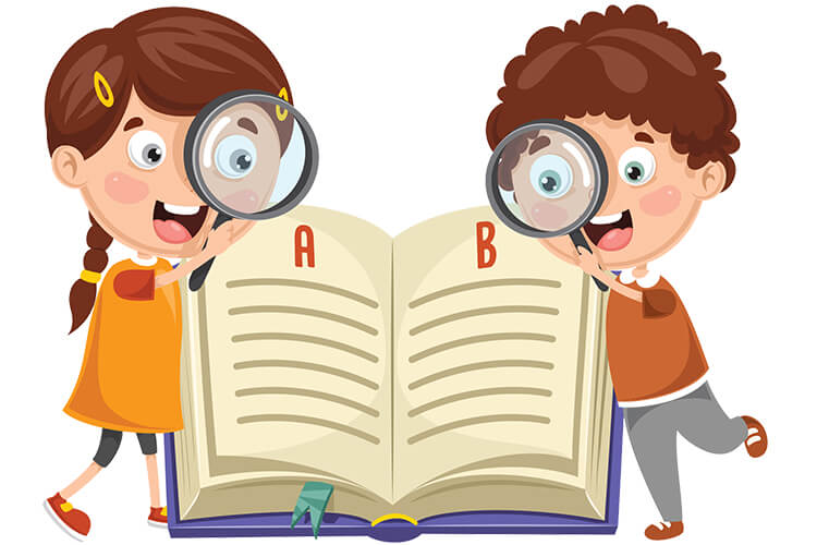Księgi, książki, książeczki – Dzieci Starsze – Wtorek 04.05.2021