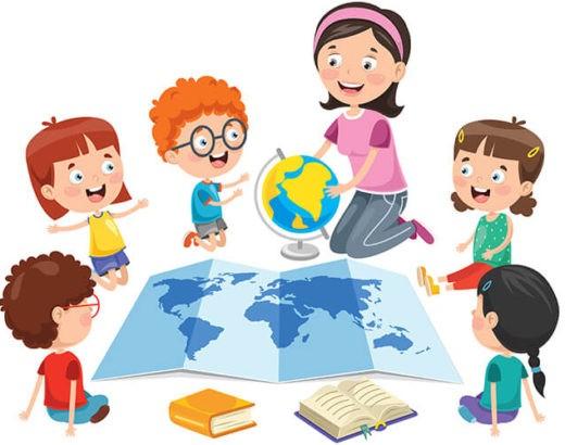 dzieci świata