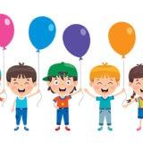 Dzień Dziecka zabawy balony