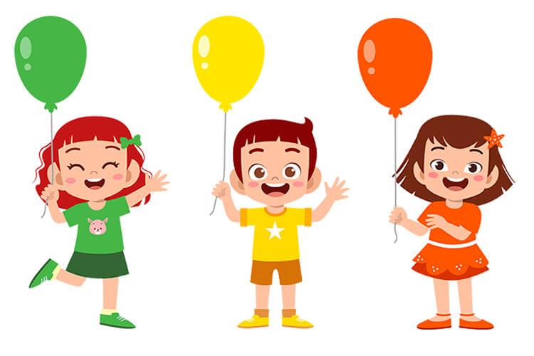 Kolory lata – Dzieci Młodsze  – Czwartek 24.06.2021