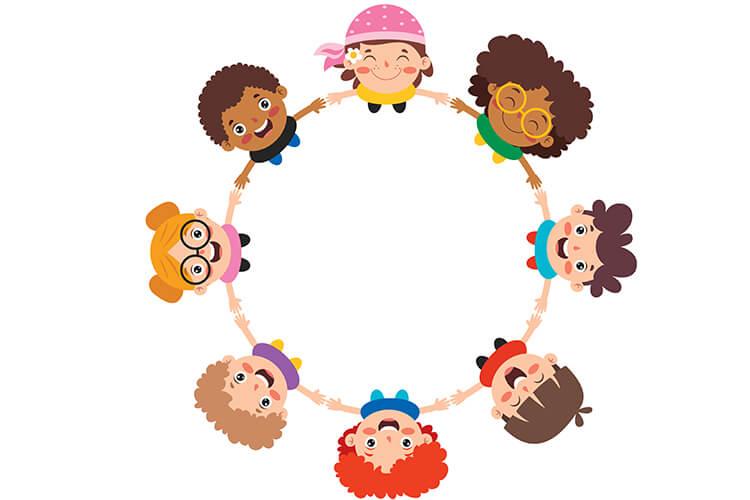 Dzieci z różnych stron świata – Dzieci Młodsze – Środa 02.06.2021