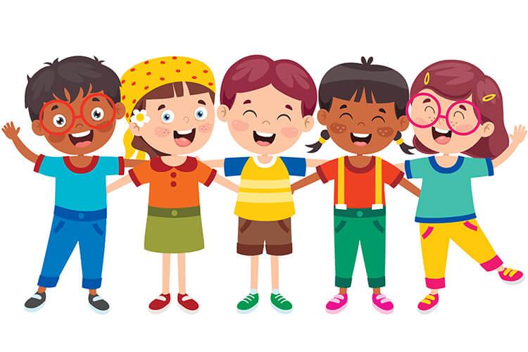 Dzieci z różnych stron świata – Dzieci Starsze – Środa 02.06.2021