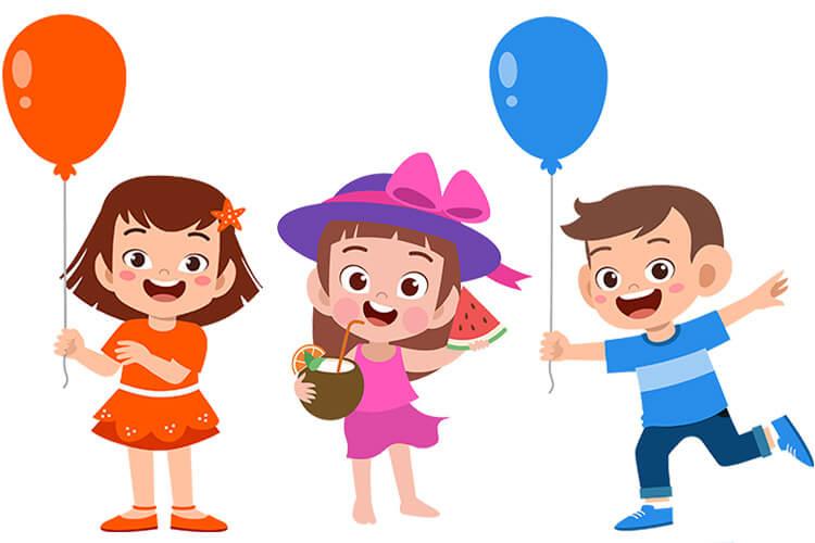 Kolory lata – Dzieci Młodsze  – Piątek 25.06.2021