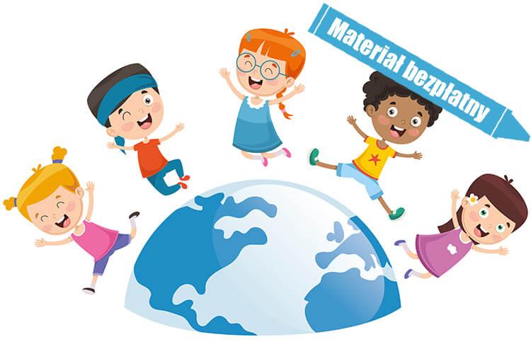 Dzieci z różnych stron świata – Dzieci Starsze – Piątek 04.06.2021