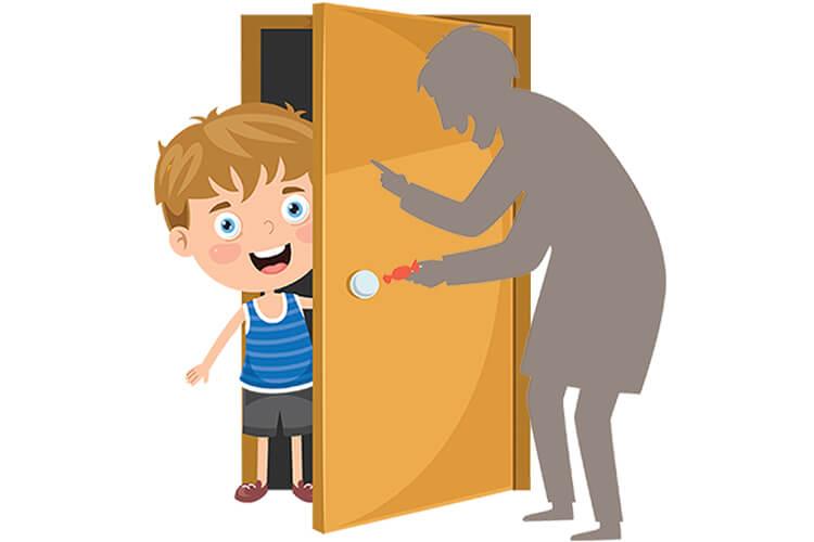 Bezpieczny przedszkolak – Dzieci Młodsze – Poniedziałek 13.09.2021