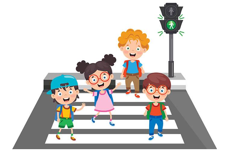 Bezpieczny przedszkolak – Dzieci Młodsze – Wtorek 14.09.2021