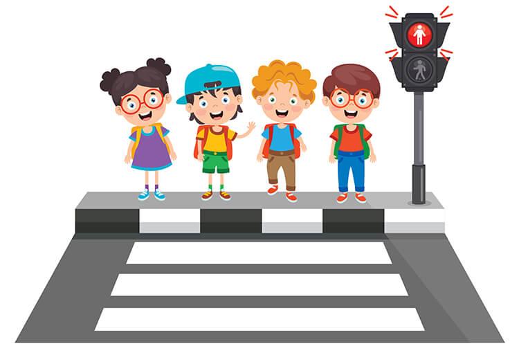 Bezpieczny przedszkolak – Dzieci Starsze – Wtorek 14.09.2021