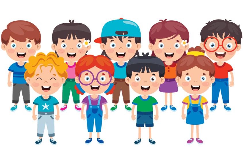 Ja i moi koledzy – Dzieci Młodsze – Wtorek 07.09.2021