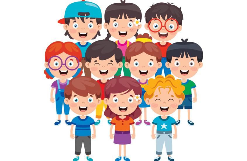 Ja i moi koledzy – Dzieci Starsze – Wtorek 07.09.2021