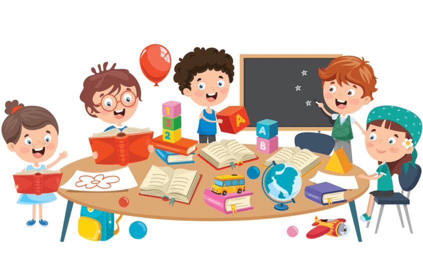 Ja i moje przedszkole – Dzieci Starsze – Czwartek 02.09.2021