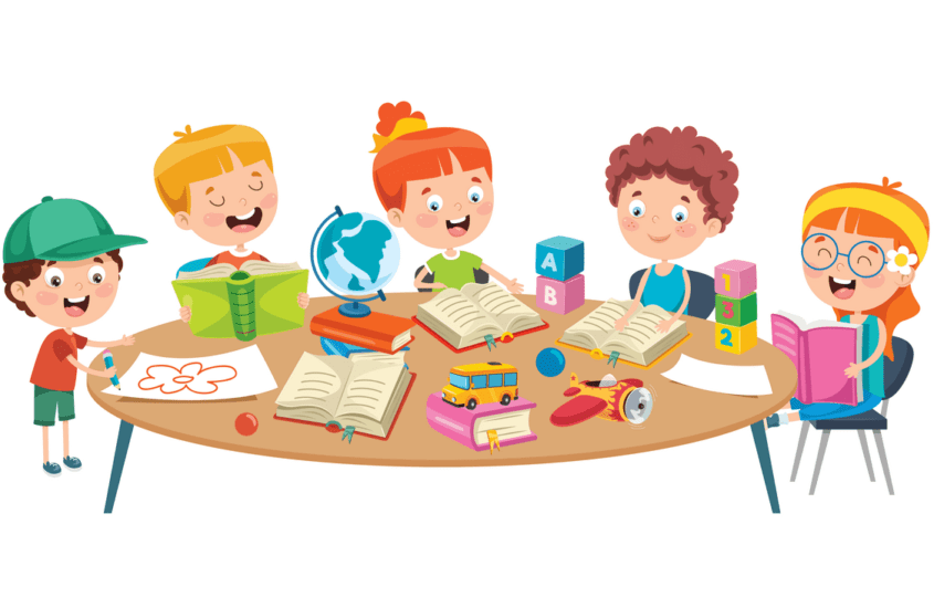 Ja i moje przedszkole – Dzieci Młodsze – Czwartek 02.09.2021