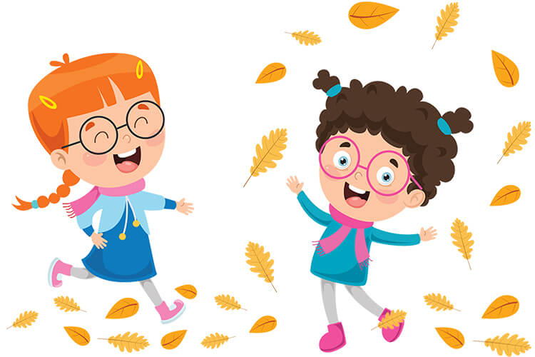Witamy Jesień – Dzieci Młodsze – Środa 22.09.2021