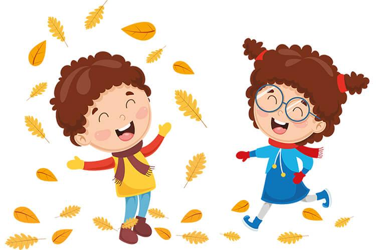 Witamy Jesień – Dzieci Starsze – Środa 22.09.2021