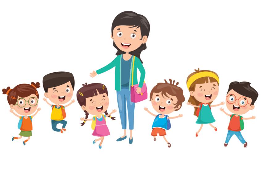 Ja i moje przedszkole – Dzieci Młodsze – Środa 01.09.2021