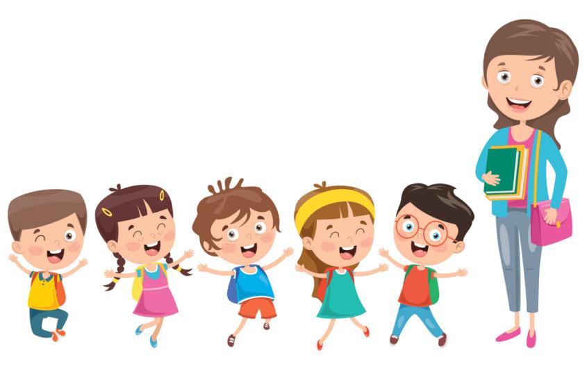 Ja i moje przedszkole – Dzieci Starsze – Środa 01.09.2021