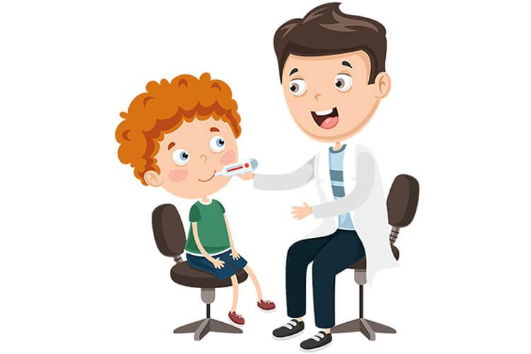 W gabinecie lekarskim – Dzieci Starsze – Wtorek 28.09.2021