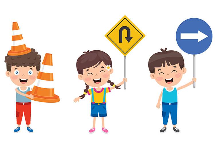 Bezpieczny przedszkolak – Dzieci Młodsze – Czwartek 16.09.2021