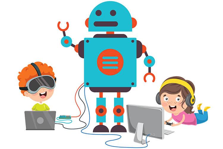 W komputerowym świecie – Dzieci Starsze – Czwartek 14.10.2021
