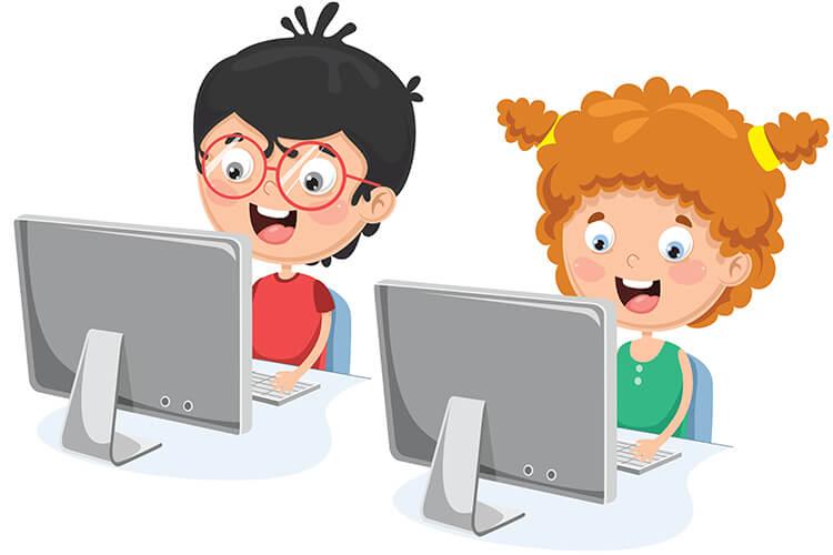 W komputerowym świecie – Dzieci Starsze – Wtorek 12.10.2021