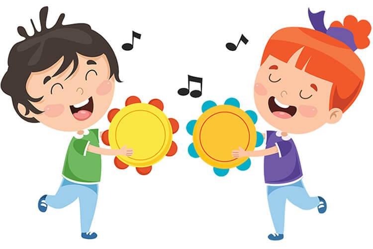 Jesienne zabawy – Dzieci Starsze  – Piątek 22.10.2021