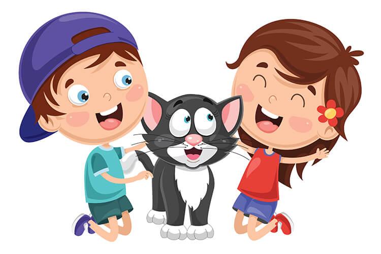 W świecie zwierząt – Dzieci Młodsze – Piątek 08.10.2021