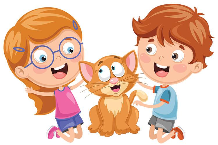 W świecie zwierząt – Dzieci Starsze – Piątek 08.10.2021