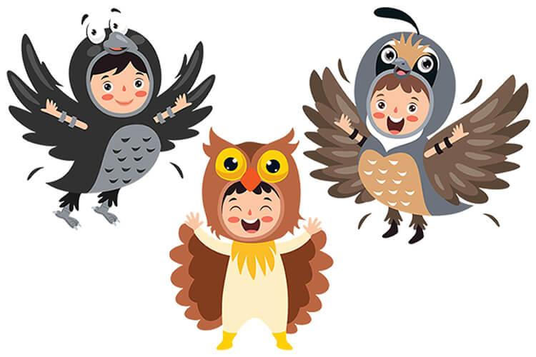 W świecie zwierząt – Dzieci Młodsze – Środa 06.10.2021