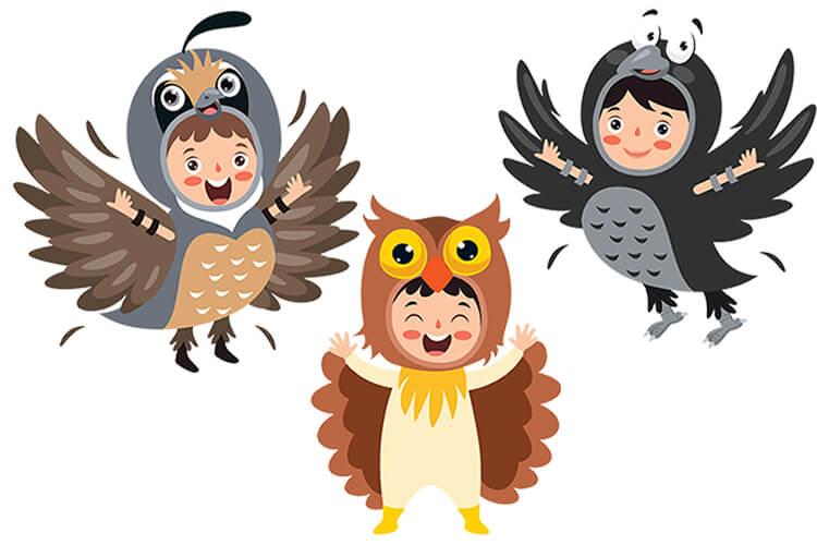 W świecie zwierząt – Dzieci Starsze – Środa 06.10.2021